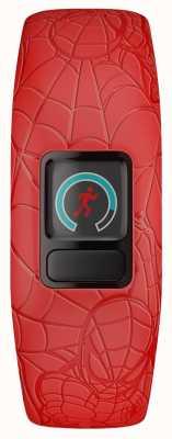 Garmin Vivofit jr. 2, uomo ragno, rosso 010-01909-16