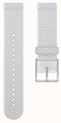 Polar | ignite solo cinturino da polso in tessuto | chevron bianco s / m 91080475