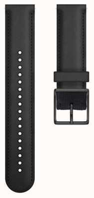 Polar | ignite solo cinturino da polso in pelle | nero m / l 91080478