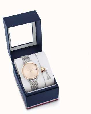 Tommy Hilfiger Set regalo e orologio da donna pippa 2770053