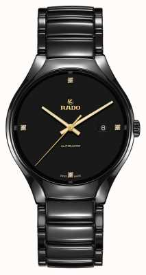 Rado Veri diamanti automatici in ceramica high-tech R27056712
