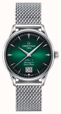 Certina Ds-1 edizione speciale grande appuntamento | powermatic 80 | maglia d'argento C0294261109160