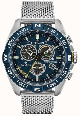 Citizen Mens | cronometraggio atomico | promaster navihawk a CB5846-52L