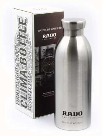 Rado 24 Bottles Stainless Steel Clima Bottle RADO24BOTTLES