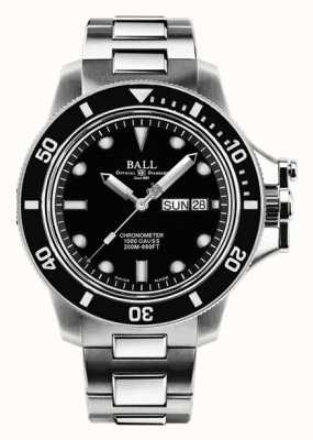 Ball Watch Company Ingegnere idrocarburo per uomo | originale | inossidabile automatico DM2118B-SCJ-BK