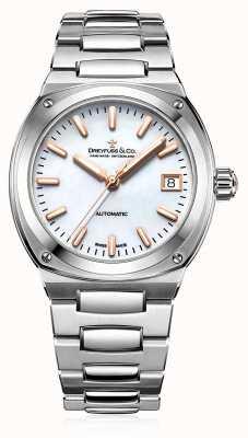 Dreyfuss Donne | automatico | bracciale in acciaio inossidabile DLB00154/41
