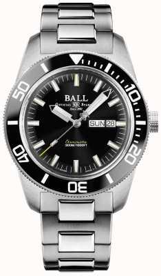 Ball Watch Company | ingegnere maestro ii | patrimonio skindiver | DM3308A-SC-BK