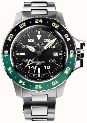 Ball Watch Company | ingegnere idrocarburo | aerogmt ii | DG2018C-S11C-BK