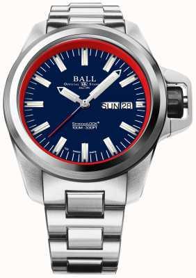 Ball Watch Company | ingegnere idrocarburo | devgru | edizione limitata NM3200C-SJ-BERD