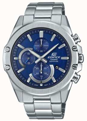 Casio Edifice neo display cronografo | bracciale in acciaio inossidabile EFR-S567D-2AVUEF