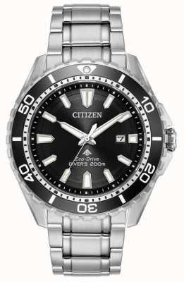 Citizen Operatori subacquei promaster Eco-drive wr200 | acciaio inossidabile | BN0190-82E