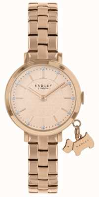 Radley Orologio Selby Street placcato oro rosa RY4398