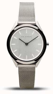 Bering | unisex | ultra-sottile | braccialetto a maglie d'argento | 17031-000
