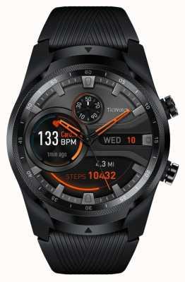 TicWatch Pro 4g lte esim | nero | smartwatch wearos PRO4G-WF11018-136247