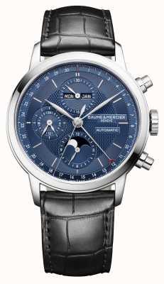 Baume & Mercier Classima | calendario completo | automatico | cronografo M0A10484