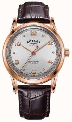 Rotary Heritage in edizione limitata da uomo | cassa in oro rosa | GS05144/70