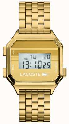 Lacoste Berlino | display digitale | bracciale in oro pvd 2020138