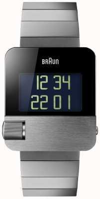 Braun Uomo | prestigio | digitale | braccialetto nero BN0106BKBTG