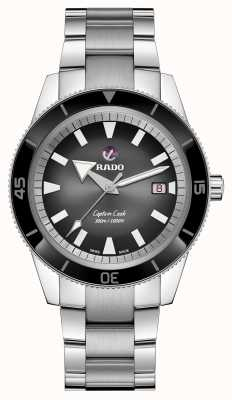 "Rado Xl quadrante nero automatico ""captain cook"" R32105153"