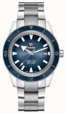 "Rado Xl ""captain cook"" automatico blu R32105203"