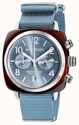 Briston Clubmaster classico | cronografo | 19140.SA.T.25.NIB