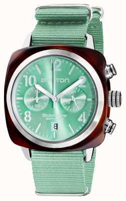 Briston Clubmaster classico | cronografo | 19140.SA.T.29.NGW
