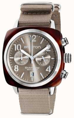 Briston Clubmaster classico | cronografo | 19140.SA.T.30.NT