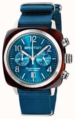 Briston Clubmaster classico | cronografo | 19140.SA.T.31.NBD