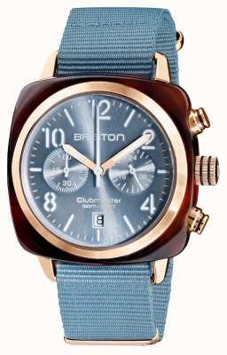 Briston Clubmaster classico | cronografo | 19140.PRA.T.25.NIB