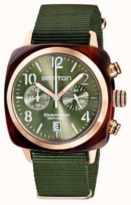 Briston Clubmaster classico | cronografo | 19140.PRA.T.26.NOL