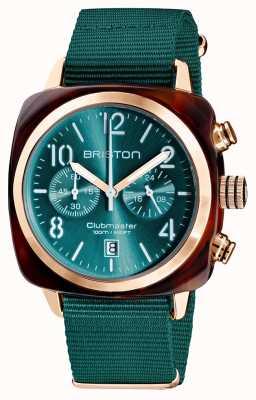 Briston Clubmaster classico | cronografo | 19140.PRA.T.27.NE