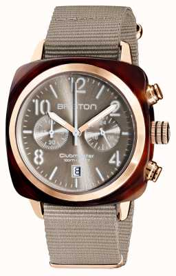 Briston Clubmaster classico | cronografo | 19140.PRA.T.30.NT