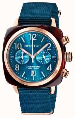 Briston Clubmaster classico | cronografo | 19140.PRA.T.31.NBD