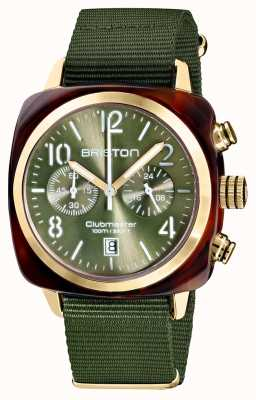 Briston Clubmaster classico | cronografo | 19140.PYA.T.26.NOL