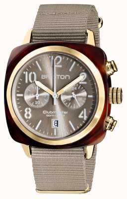 Briston Clubmaster classico | cronografo | 19140.PYA.T.30.NT