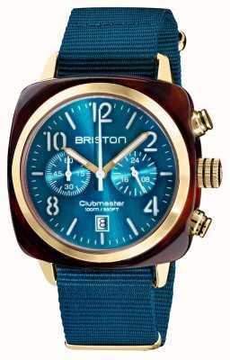 Briston Clubmaster classico | cronografo | 19140.PYA.T.31.NBD