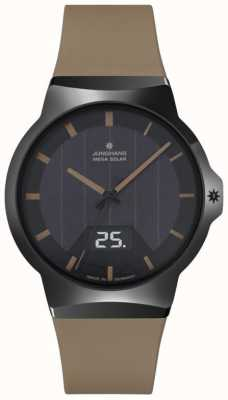 Junghans Force mega datario solare in gomma 018/1001.00