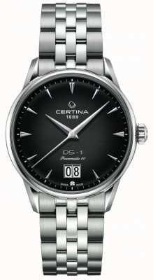 Certina Ds-1 grande appuntamento | powermatic 80 | bracciale in acciaio inossidabile C0294261105100
