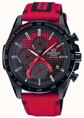 Casio | edizione linited | edificio | honda racing | bluetooth solare EQB-1000HRS-1AER