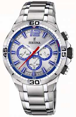Festina Chrono bike 2020 orologio sportivo blu F20522/1