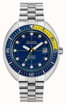 Bulova Orologio subacqueo oceanografo anni '70 96B320