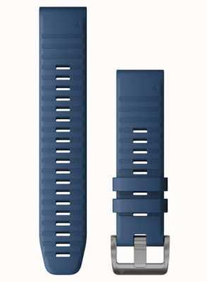 Garmin Cinturino in silicone blu Quickfit 22 010-12863-21