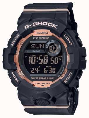 Casio G-shock | g-squad | cinturino in caucciù nero | Bluetooth GMD-B800-1ER
