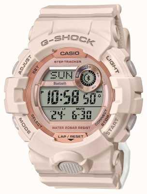 Casio G-shock | g-squad | cinturino in caucciù rosa | Bluetooth GMD-B800-4ER