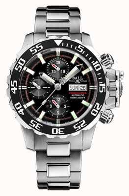 Ball Watch Company Ingegnere idrocarburo nedu | bracciale in acciaio inossidabile DC3026A-S4C-BK
