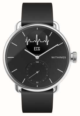 Withings Scanwatch 38mm nero - smartwatch ibrido con ecg HWA09-MODEL 2-ALL-INT