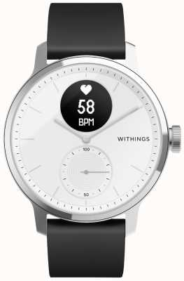 Withings Scanwatch 42 mm - bianco HWA09-MODEL 3-ALL-INT