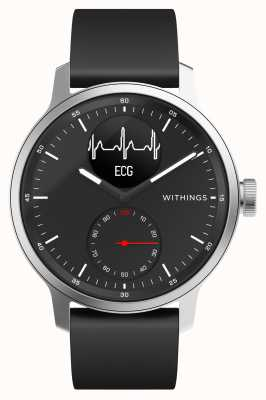 Withings Scanwatch 42mm nero - smartwatch ibrido con ecg HWA09-MODEL 4-ALL-INT