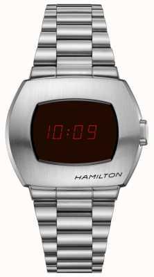Hamilton Psr | bracciale in acciaio inossidabile H52414130