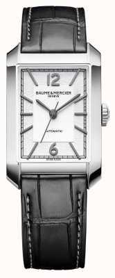 Baume & Mercier Gents hampton | automatico | quadrante argento opalino | M0A10522
